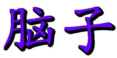 hanzi–nao-zi-0400-x-0200-trans-zh